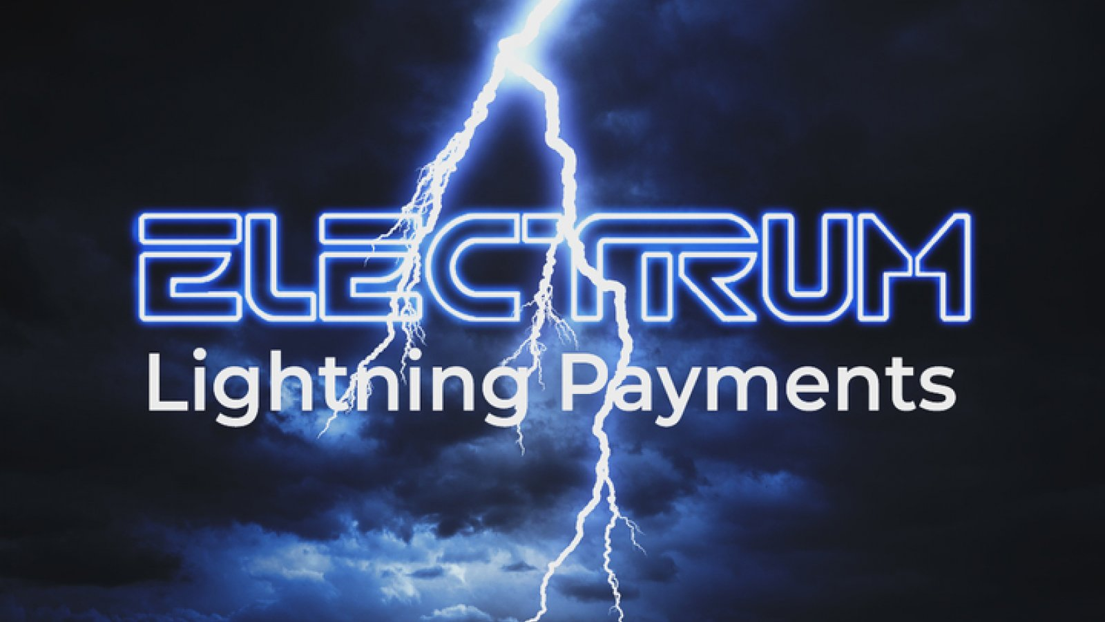 Electrum Wallet soporta lightning network