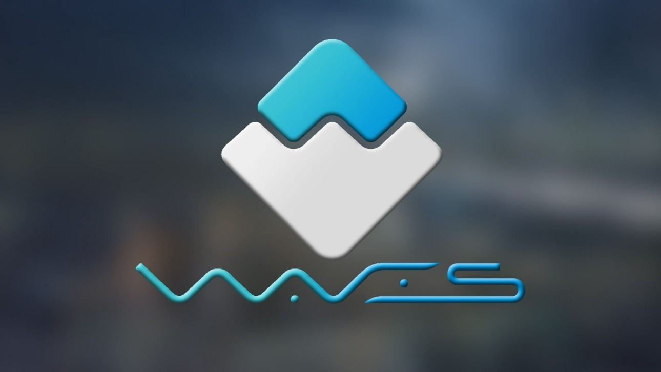 waves blockchain tokens se asocia con tron defi
