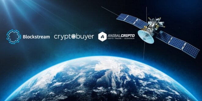 Satelite blockstream nodo satelital venezuela cryptobuyer sin internet