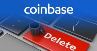 coinbase borra elimina delete capital riesgo serena ventura williams